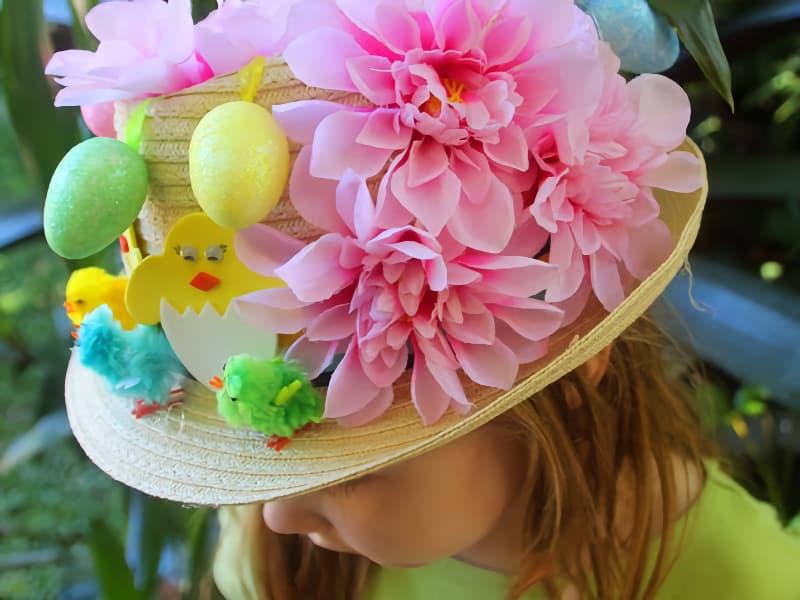 Easter Bonnet/Hat competition
