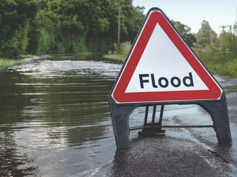 Flood protection – Property Level Resilience (PLR) Grant Scheme