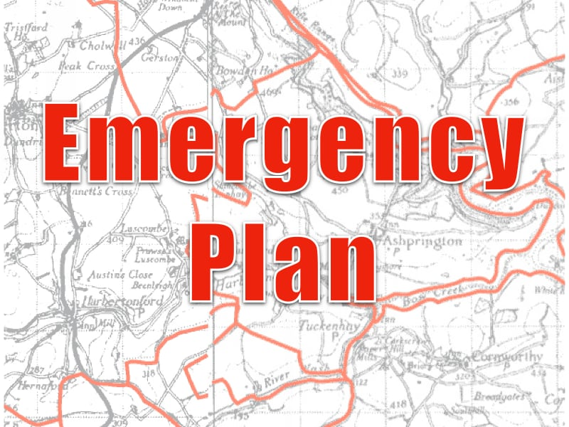 Ashprington Parish Council Emergency Plan